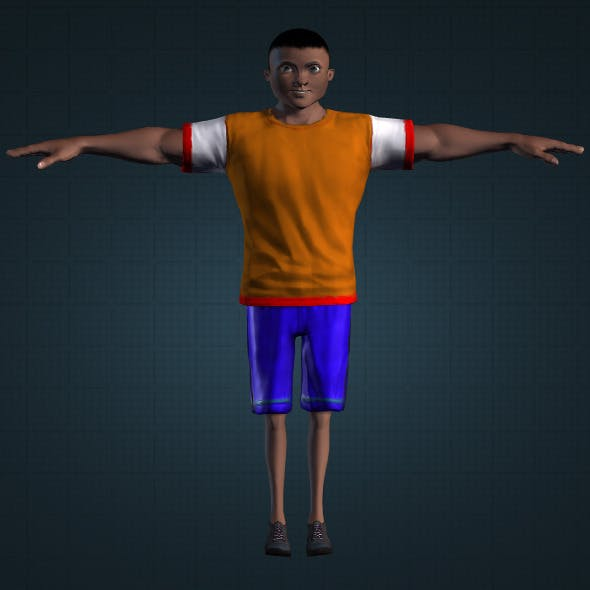 Giant FansArt - 3DOcean Item for Sale