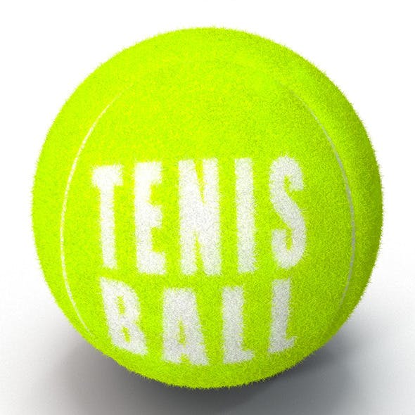 Tenis Ball Fur&Furry