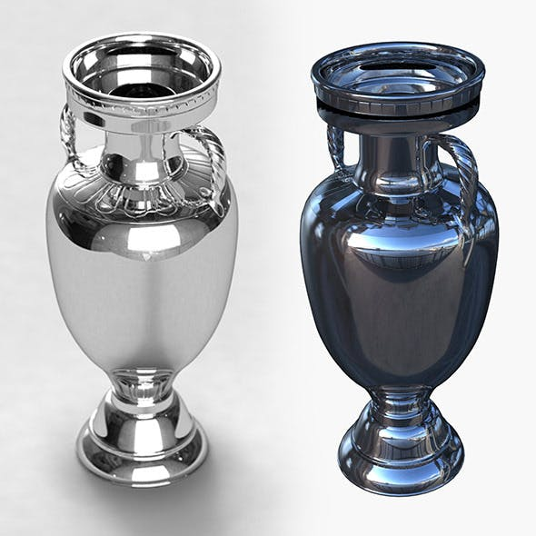 Silver Cup - 3DOcean Item for Sale