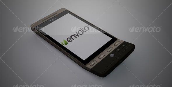 HTC Hero - 3DOcean Item for Sale