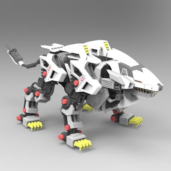 Liger Zero - 3DOcean Item for Sale