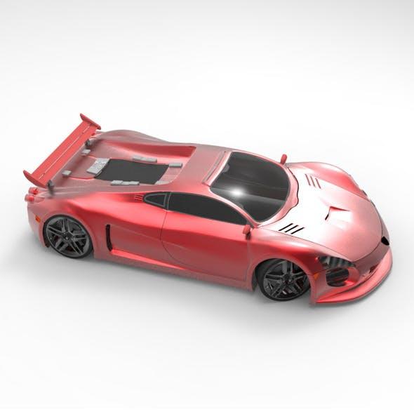 Concept Car Ferrari Velocita