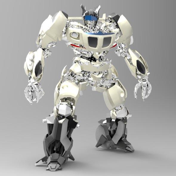 Autobot G1 Jazz