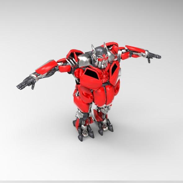 Autobot Leadfoot