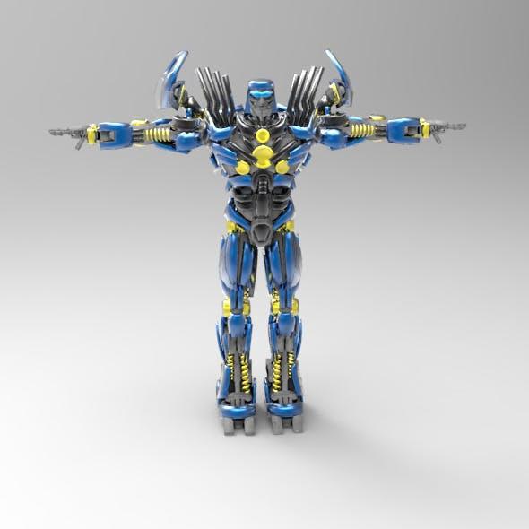 Autobot Topspin