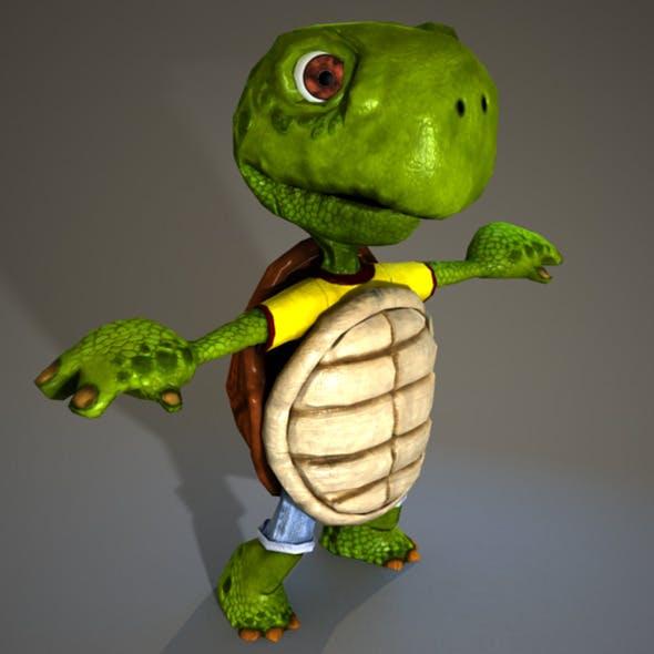 Comic Turtle