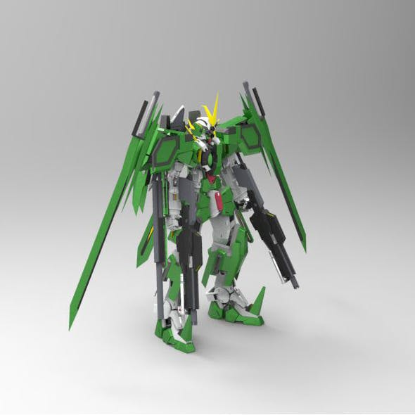 GN-002 DHE Dynames Hells Emperor
