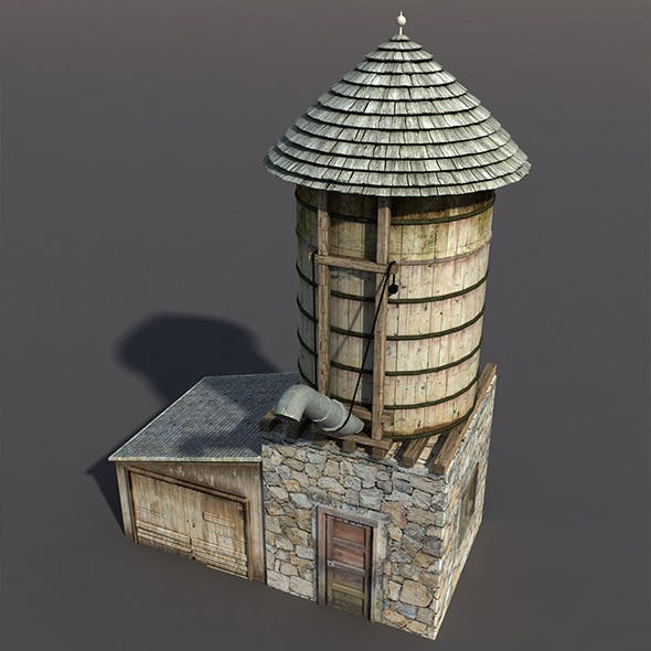 Water Tank #3
