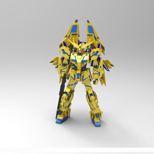 Unicorn 03 Phenex