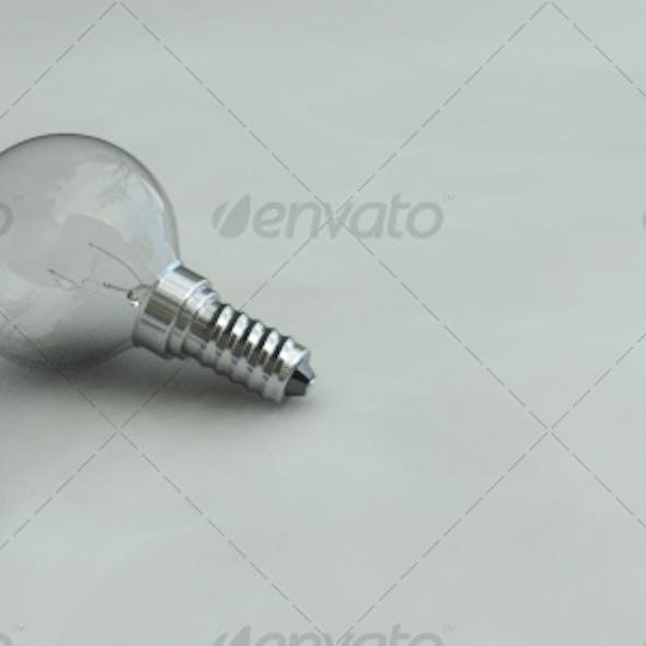 Photorealistic Light Bulbs