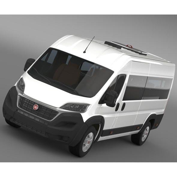 Fiat Ducato Scuolabus 2015