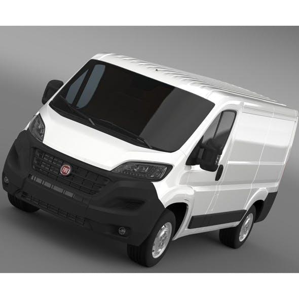 Fiat Ducato Van L1H1 2015 - 3DOcean Item for Sale