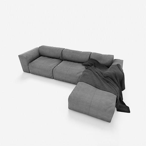 sofa 3seats #01