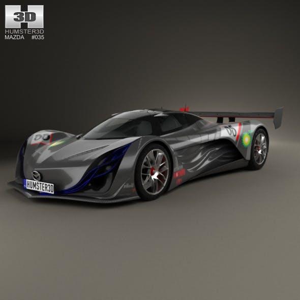 Mazda Furai 2008 - 3DOcean Item for Sale