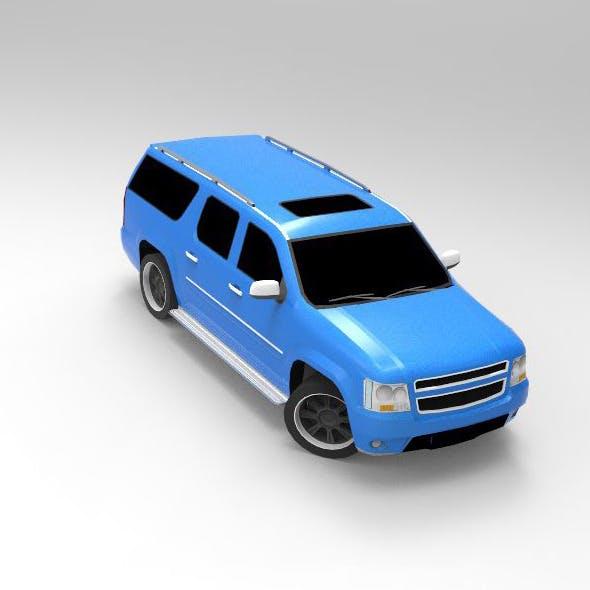 Concept Car Dundreary Granger
