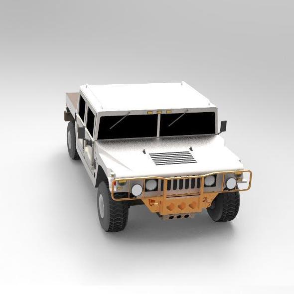 Concept Car Hummer H1