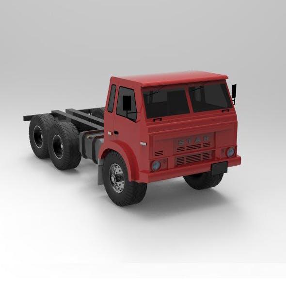 Concept Car Star 266 Truck