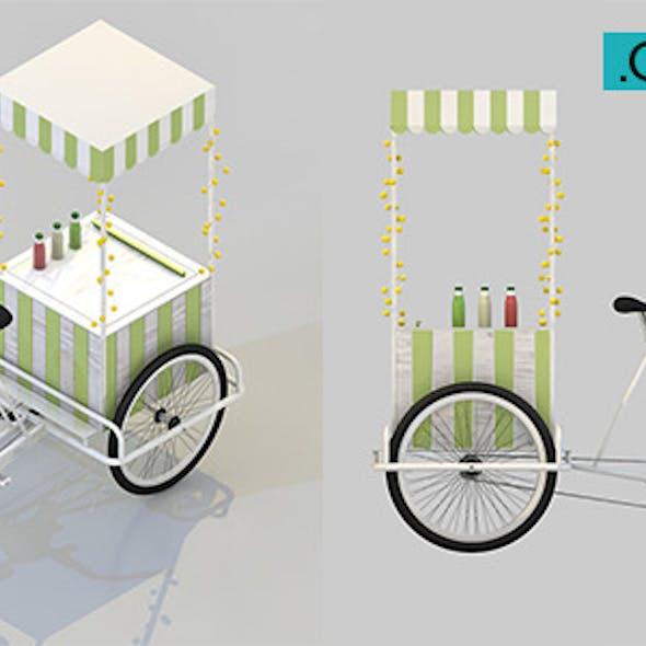 Food Bicycle Lemonade