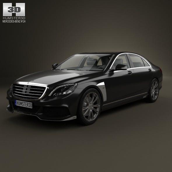 Mercedes-Benz S-Class (W222) Brabus 2014
