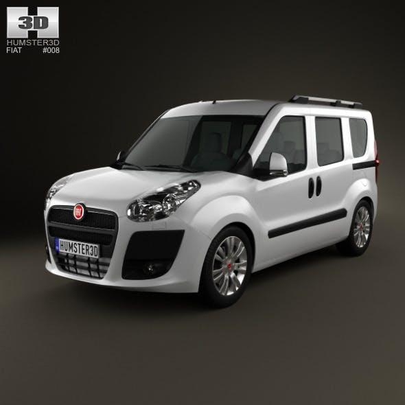 Fiat Nuovo Doblo Combi 2011