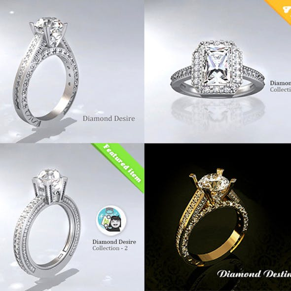 Diamond Ring Collection-1