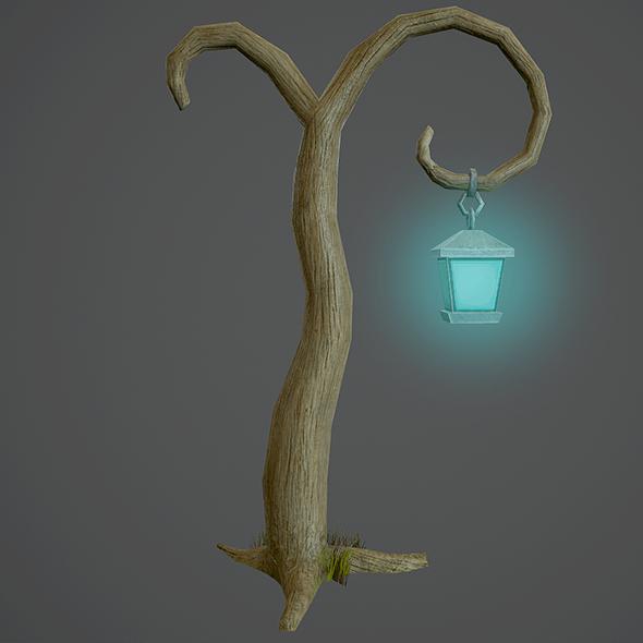 Fantasy Tree Light