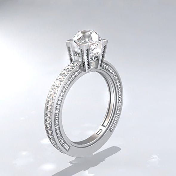 Diamond Ring 3