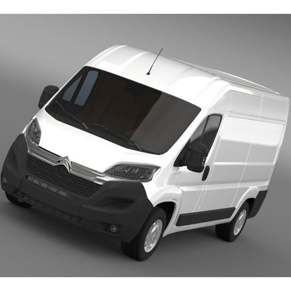 Citroen Relay Van L2H2 2015