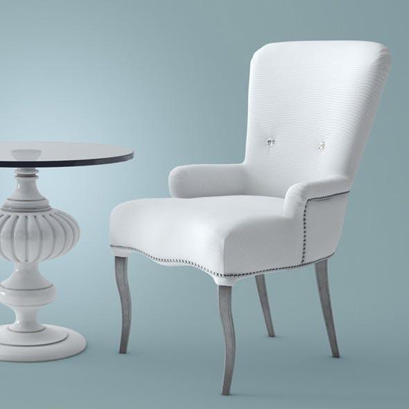 Ferretti&Ferretti Morfeo SE100 Chair - 3DOcean Item for Sale