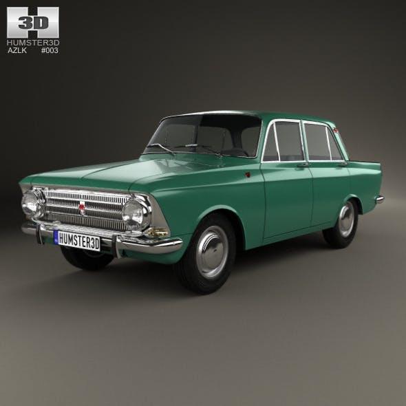 AZLK Moskvitch 408 1964