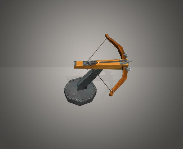 Arrows Low Poly - 3DOcean Item for Sale