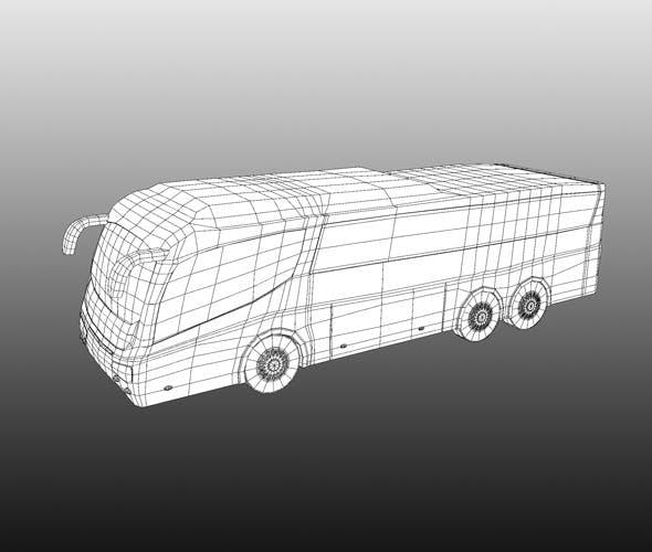 Bus - 3DOcean Item for Sale