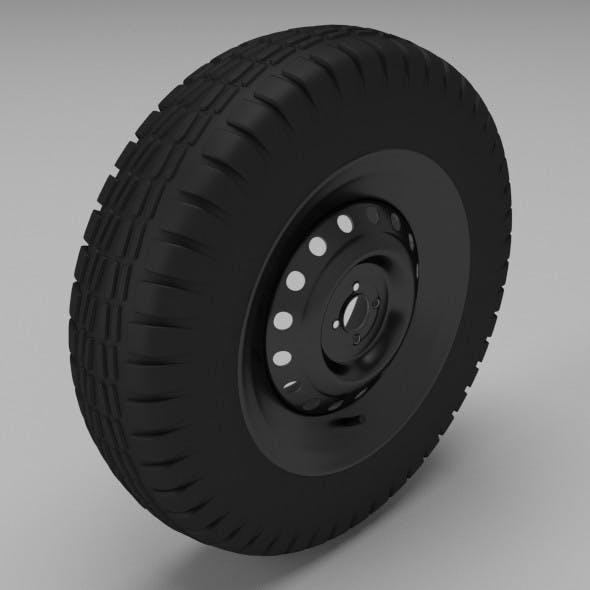 Tyre - 3DOcean Item for Sale