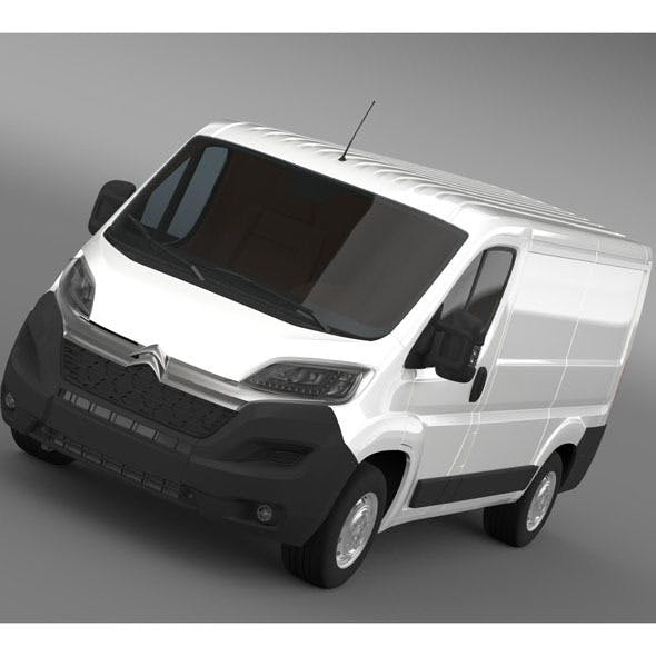 Citroen Relay Van L1H1 2015