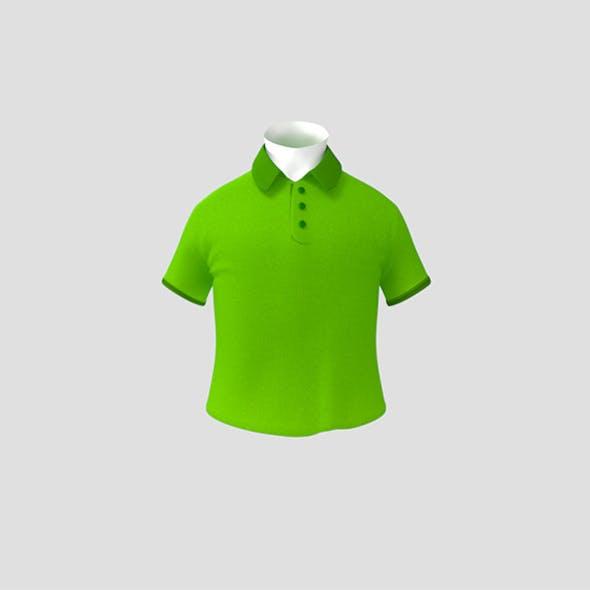 Shirt & Collar