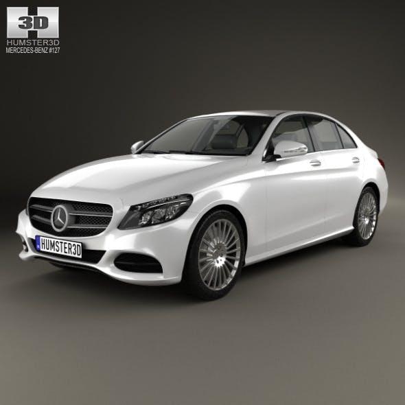 Mercedes-Benz C-Class (W205) sedan 2014 - 3DOcean Item for Sale