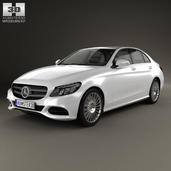 Mercedes-Benz C-Class (W205) sedan 2014