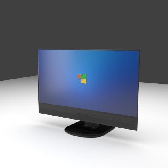 Monitor - 3DOcean Item for Sale
