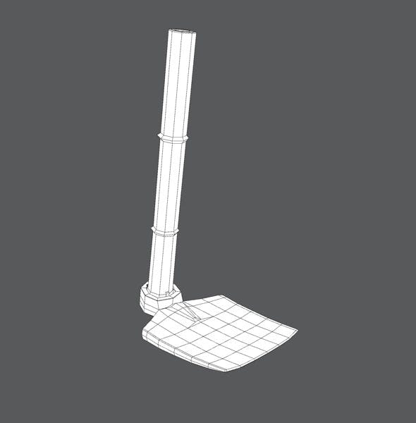 Grubber - 3DOcean Item for Sale