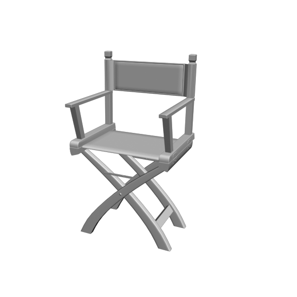 Coaster Accent Chair-Coffee - 3DOcean Item for Sale