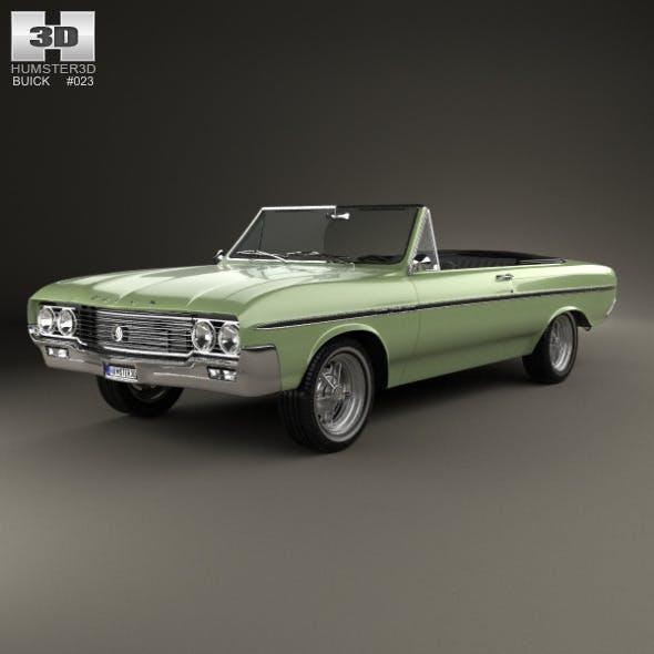 Buick Skylark convertible 1964 - 3DOcean Item for Sale