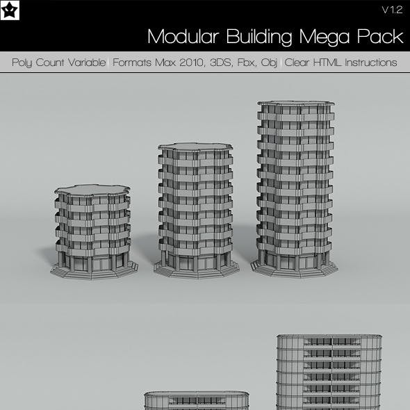 City 3D Models from 3DOcean (Page 3)