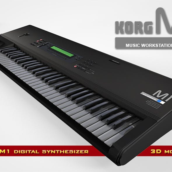 Korg M1 Synthesizer