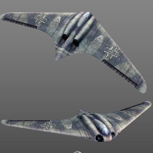 Horten WW2 Aircraft