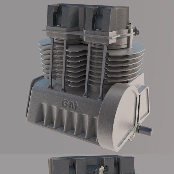 Engine V4