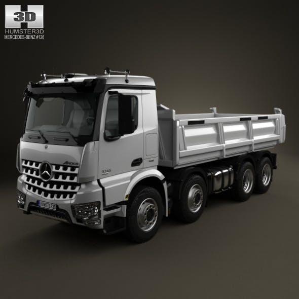 Mercedes-Benz Arocs Tipper Truck 2013