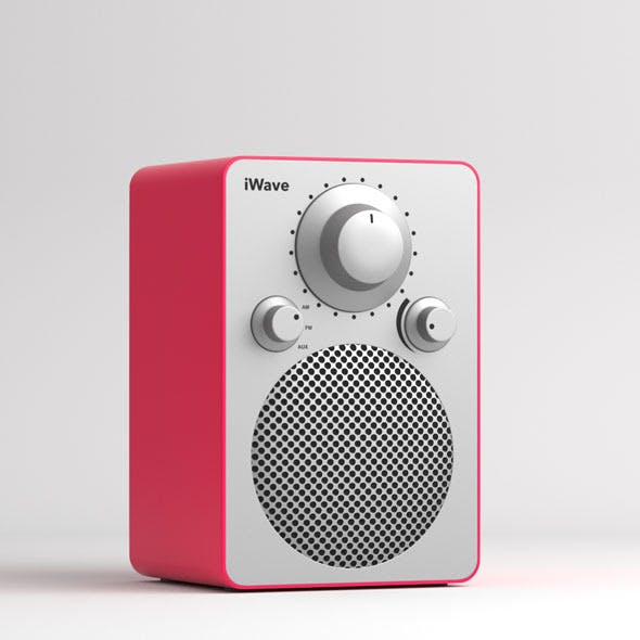 Mobile speaker - 3DOcean Item for Sale