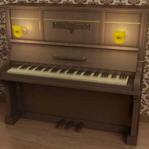 Piano - 19th/20th Century