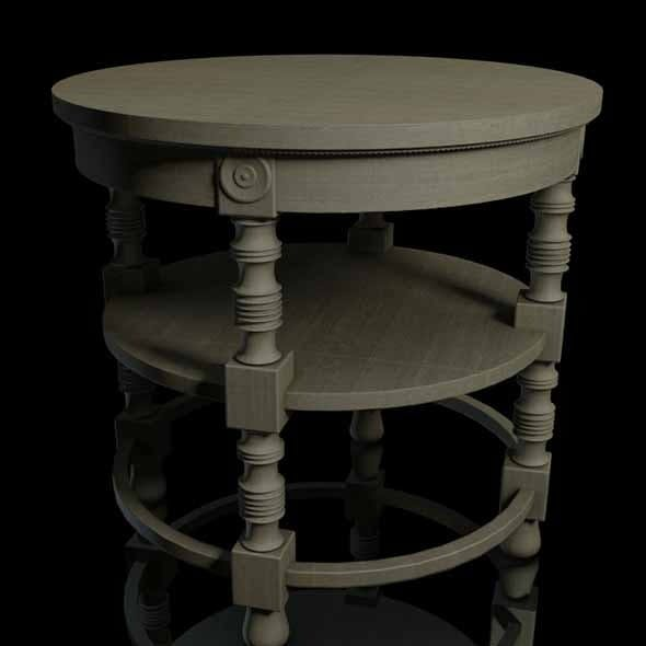 Coffee Table 19th Century
