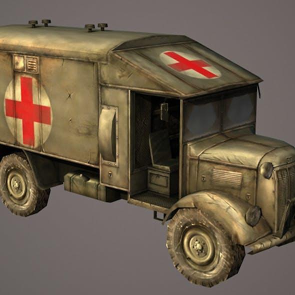 Austin Ambulance